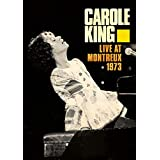 キャロル・キング/ライヴ・アット・モントルー 1973(通常盤)(特典なし) [DVD]