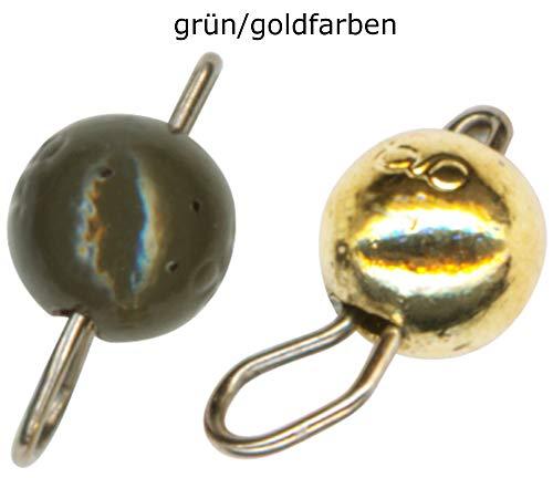 FANATIK Cheburashka facettiert kantiges Jig Blei  versch.Größen und Farben NEU!!