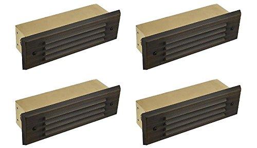 MarsLG BRS1 ETL-Listed Solid Brass Low Voltage Landscape...