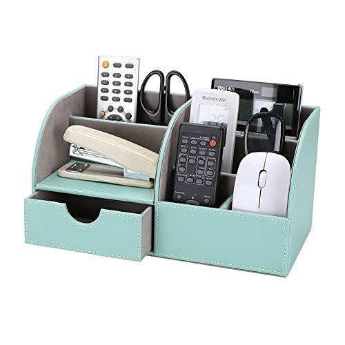 GORESE Multifunktionale Schreibtisch Organizer (Mint Green)