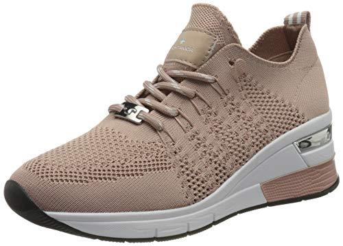 TOM TAILOR Damen 1193801 Sneaker, Nude, 41 EU
