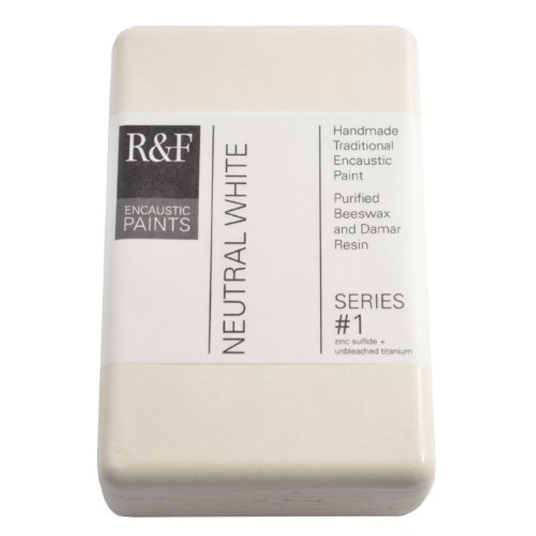 R&F Encaustic 333ml Paint, Neutral White