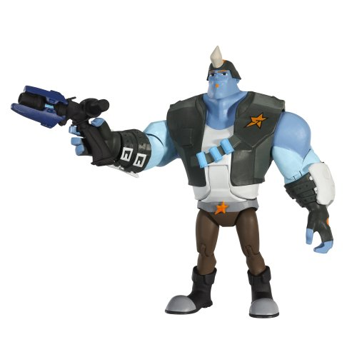 SLUGTERRA Kord 4 Action Figure by SLUGTERRA