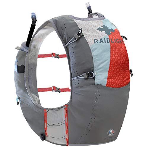 RaidLight Responsiv Vest 10-12 l Rucksack Trail S grau