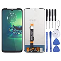 LCD Display Touch Screen for motorola LCD Screen and Digitizer Full Assembly for motorola Moto G8 Plus/One Vision Plus