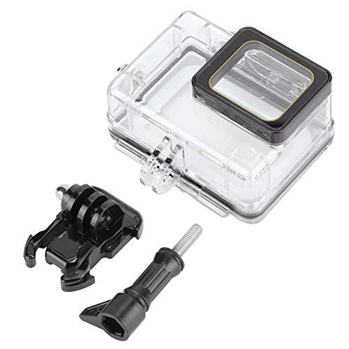 FOLOSAFENAR Carcasa Protectora Transparente para cámara, para Gopro 5 6 7