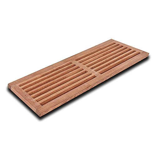 wood air return grill - 1