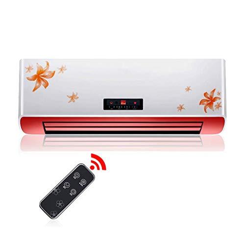 Warme radiator voor montage aan de muur voor de badkamer, waterdichte verwarming en energiebesparing.