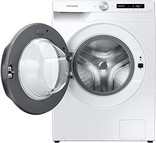 Samsung Elettrodomestici WW90T534DTW/S3 Lavatrice 9 kg, Ecodosatore, Ai Control, 1400 Giri, Bianco