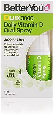 Better You Dlux Vitamin D Oral Spray 15ml