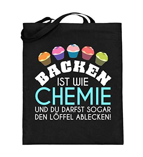 Chorchester Bakken is als Chemie voor bakkersters - jute zak (met lange handvatten)