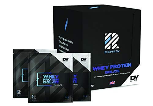 Renew Whey Protein Isolate, 900g Box, 30 Sachets (Vanilla)