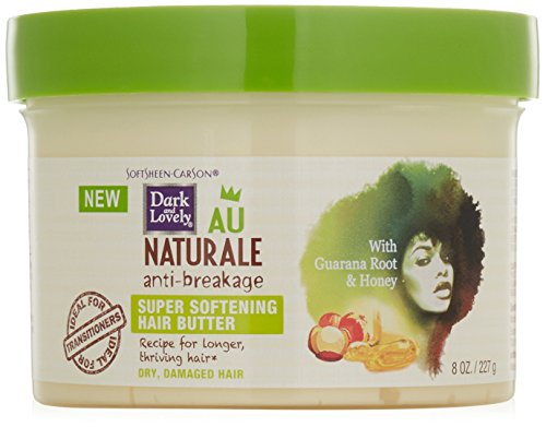Price comparison product image SoftSheen-Carson Dark and Lovely Au Natural Anti-Breakage Super Softening Hair Butter,  8 oz
