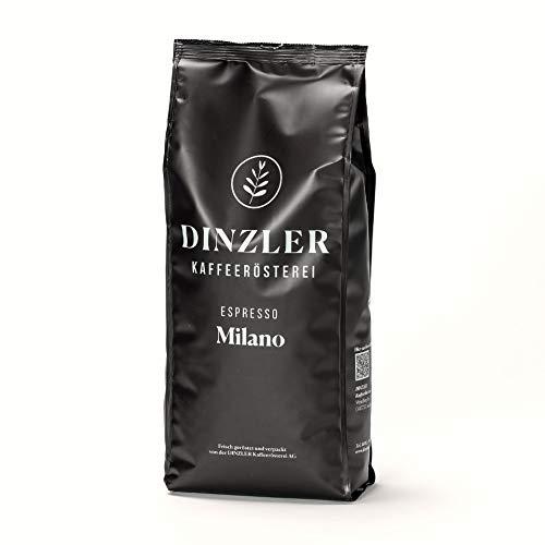 Dinzler Kaffeerösterei - Espresso Milano 1kg ganze Bohne