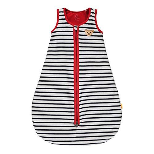 Steiff Baby-Mädchen L002021442 Schlafsack, Mehrfarbig, 090