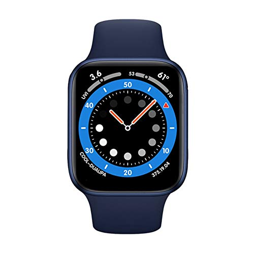 HMB DW35 Reloj Inteligente De Carga Inalámbrica 1.75 Pulgadas Bluetooth Llamada IPX7 Reloj Inteligente Impermeable PK IWO12 W26 W66,K