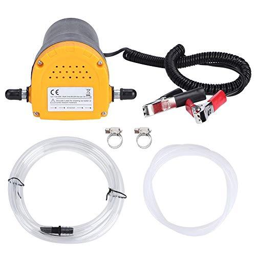 Elektrische zelfaanzuigende pomp Compacte olieoverdrachtspompafzuiger voor auto Boot Motorfiets Waterpomp(#1)