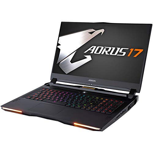 Compare Gigabyte AORUS 17 (YA-7DE2150SH) vs other laptops
