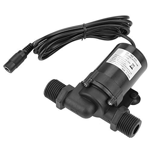 Mini DC Brushless Pump - Bürstenlose Wasserpumpe - Tauchpumpe for Solarwarmwasserbereiter 24V -40 100~100 ℃