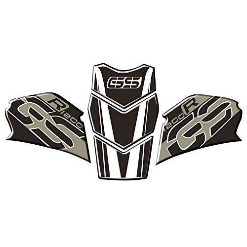 KKmoon Protector de Tanque para Moto R1200GS 2008-2012,