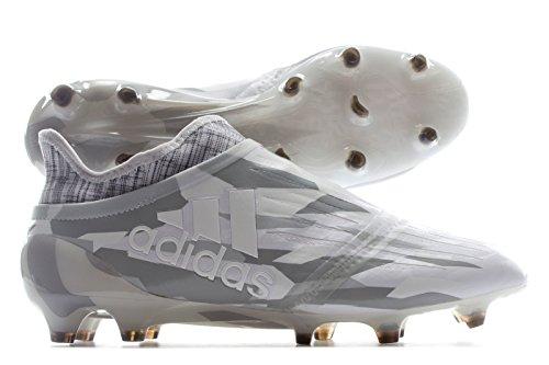 adidas X 16+ Purechaos FG Fußballschuhe Nocken BB1074 weiß (40 2/3 EU)