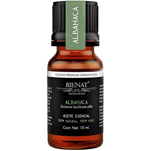 Albahaca marca Bienat Aromaterapia