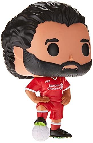 POP. Vinyl: EPL: Liverpool: Mohamed Salah