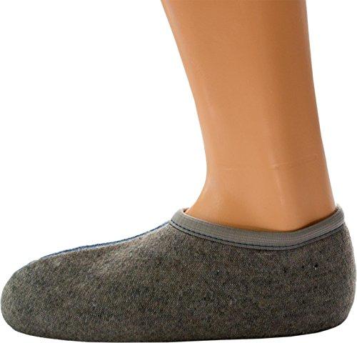 normani 2 Paar Stiefelsocken/Roßhaarsocken für Kinder und Erwachsene Größe 39-40