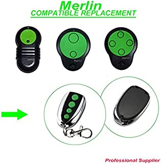 Calvas 2pcs Merlin M832 M842 M844 230t 430r replacement remote control Very good