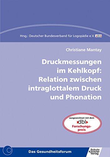 Schulz-Kirchner Verlag GmbH Druckmessungen Bild