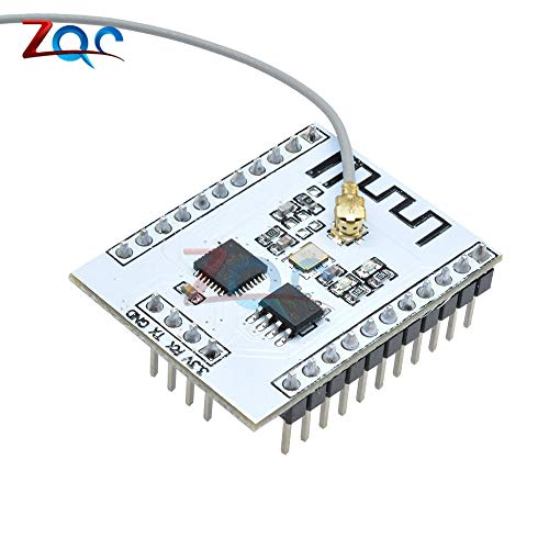 ESP8266 Serial Port Module Send Receive IO Lead Out WLAN-Transceiver ESP-201 mit IPX-Antenne