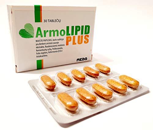 Armolipid Plus 60 cpr (2x30)