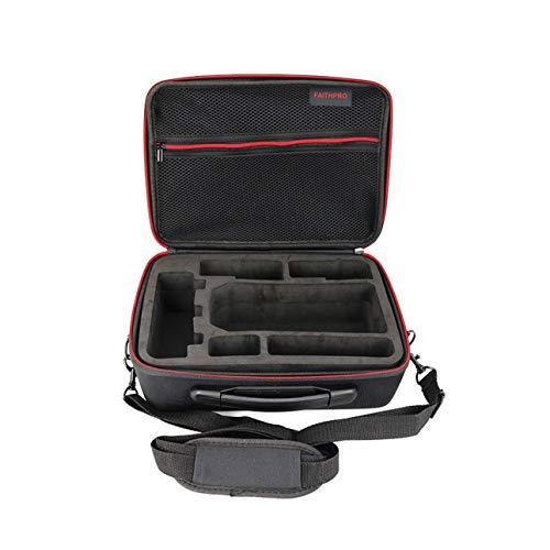 Ballylelly Kompakte Hartschalen-Aufbewahrungstasche Tragetasche Umhängetasche Rucksack Tragbare Handtasche Koffer für DJI Mavic Pro RC Drone