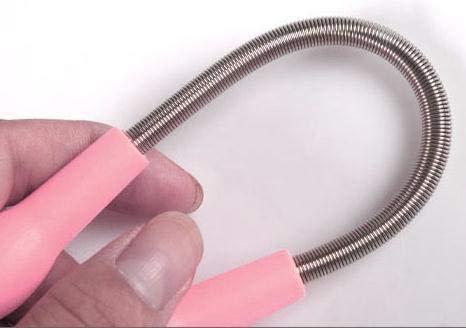 Pick 'N' Save Stick for Facial Hair Removal Epilator (Pink, Medium)