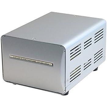 樫村 変圧器 (アップダウントランス)(220-240V⇔100V・容量海外2000W/国内1500W) WT-14EJ