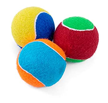 Petface Ensemble couineur Balles de Tennis (Lot de 3)