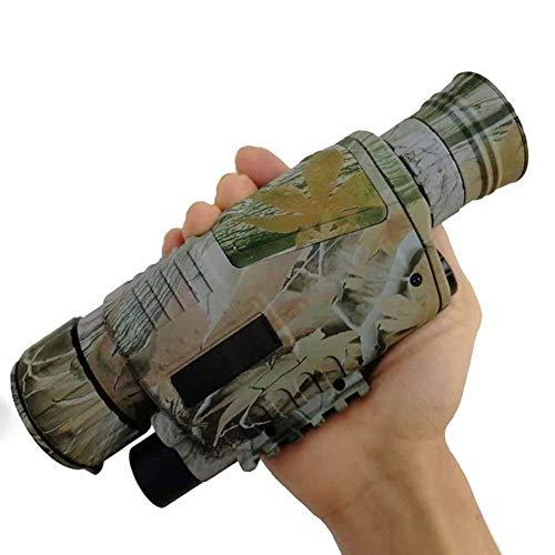 RLF LF Nachtsichtgeräte Monokulare Teleskope, Infrarot-Nachtsichtgerät Ferngläser, Digitale Nachtsichtbrille für Nacht- Und Nachtaufnahmen