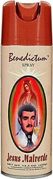 Indio Products Benedictum Aerosol Spray Jesus Malverde