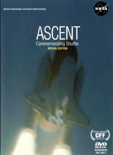 ASCENT - Commemorating Shuttle DVD (Special Edition)