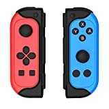 Elyco Mando para Nintendo Switch, Bluetooth Controller Joycon Wireless Controlador Gamepad Joystick...