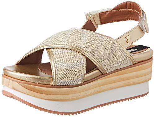 GIOSEPPO 47651, Sandalias con Plataforma para Mujer