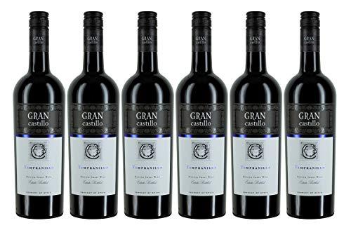 Tempranillo lieblich Gran Castillo, Valencia DO, Bodega Gran Castillo, Jahrgang 2019 (6 x 0,75 l)
