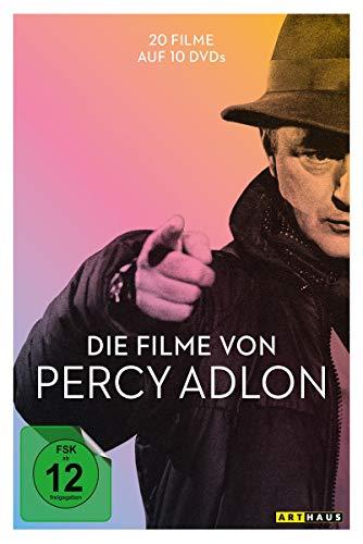 Die Filme von Percy Adlon [10 DVDs]