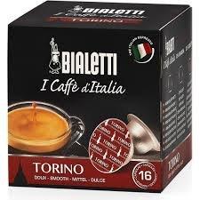 80 Capsule I Caffè D\'Italia Bialetti TORINO