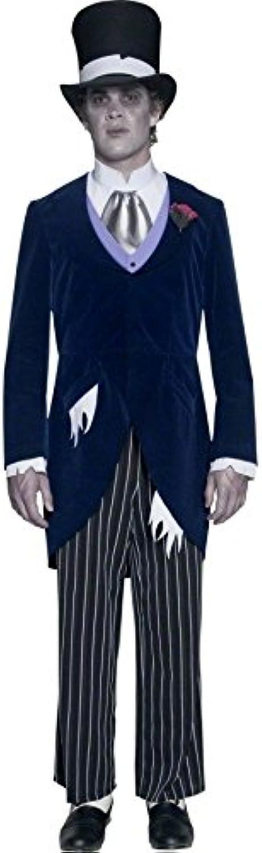 suministramos lo mejor NET TOYS Traje de Hombre gótico gótico gótico Disfraz Halloween día de los Muertos  orden ahora con gran descuento y entrega gratuita