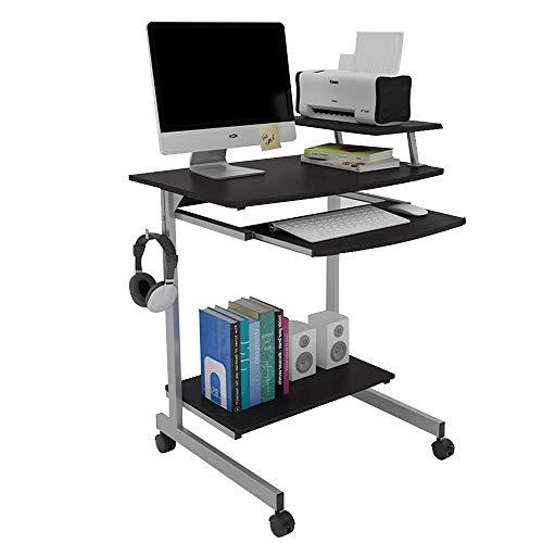 Bureau DD 2 lagen plank toetsenbord plank W/Printer plank Thuis Bureau PC Laptop Tafel Meubilair Studie Gaming Desktop Workstation -Werkbank