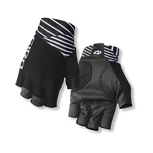 Giro Zero CS Men's Road Cycling Gloves - Dazzle Black Reflective (2019), Large