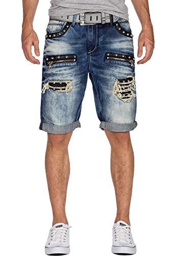 Cipo & Baxx Herren Shorts CK181 W32