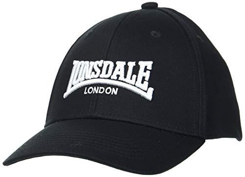 Lonsdale Wigston Baseball CAPP Black