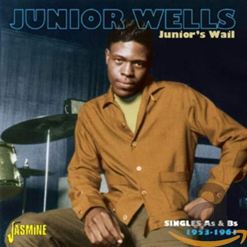 Junior Wail-Singles As & BS 1953-61